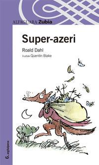 Super-Azeri - Roald Dahl