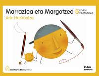 LH 5 - MARRAZTEA ETA MARGOTZEA HASI ARTEAN - JAKINTZAREN ETXEA