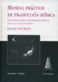 MANUAL PRACTICO DE TRADUCCION MEDICA