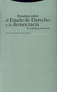 ESTUDIOS SOBRE EL ESTADO DE DERECHO Y LA DEMOCRACIA