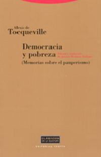 DEMOCRACIA Y POBREZA - MEMORIAS SOBRE EL PAUPERISMO