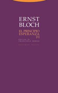El (2 ed) principio esperanza - Ernst Bloch