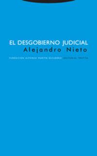 (3 ED) DESGOBIERNO JUDICIAL, EL