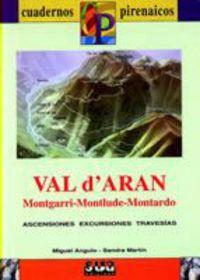 VAL D'ARAN (LIBRO+MAPA) - QUADERNS PIRINENCS