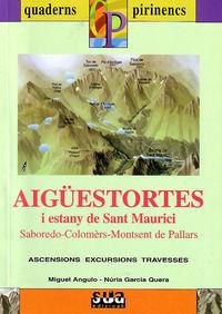 AIGUESTORTES (LIBRO+MAPA) - QUADERNS PIRINENCS