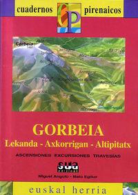 GORBEIA (LIBRO+MAPA) - CUADERNOS PIRENAICOS