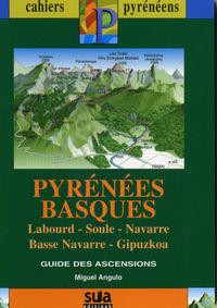 PYRENEES BASQUES (LIBRO+MAPA) - CAHIERS PYRENEENS