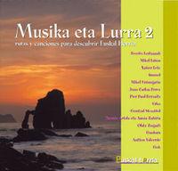 MUSIKA ETA LURRA 2 (LIB+CD) - RUTAS Y CANCIONES DESCUBRIR E. HERRIA