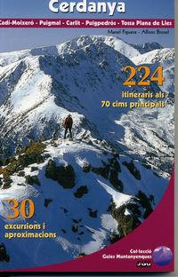cerdanya - 30 excursions i aproximacions - Manel Figuera / Alfons Brosel