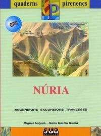 NURIA (LIBRO + MAPA) - QUADERNS PIRINENCS