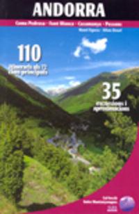 Andorra (guia Muntanyenca) - Manel Figuera / Alfons Brosel