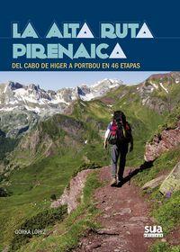 Imagen de la porta de La alta ruta pirenaica de Sua edizioak