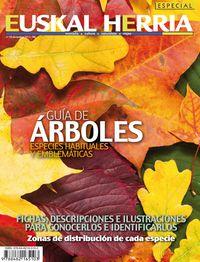 Guia De Arboles (especial Euskal Herria 10) - Henrique  Niño Ricoi  /  Carlos  Silvar