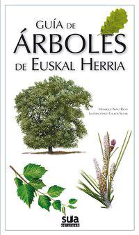 Guia De Arboles De Euskal Herria - Henrique Niño Ricoi / Carlos Silvar