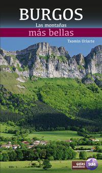 Las montañas mas bellas de burgos - Txomin Uriarte