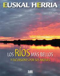 Los rios mas bellos y excursiones por sus riberas - Koldo Badillo