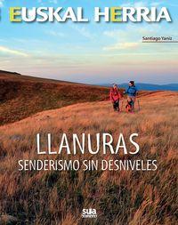 Llanuras - Senderismo Sin Desniveles - Santiago Yaniz
