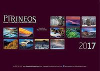 Calendario 2017 El Mundo De Los Pirineos Egutegia - Roger Rovira