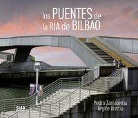 Los puentes de la ria de bilbao - Pedro Zarrabeitia