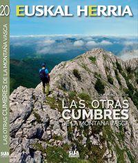 Las otras cumbres de la montaña vasca - Jesus Mari Perez Azaceta