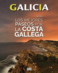 Galicia - Los Mejores Paseos Por La Costa Gallega - Anxo Rial