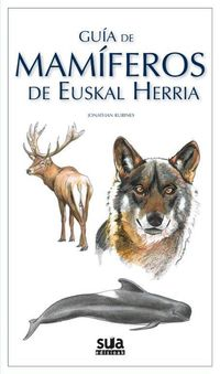 Guia De Mamiferos De Euskal Herria - Jonathan Rubines