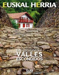 Excursiones A Valles Escondidos - Alberto Muro