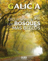 Galicia - Excursiones Por Los Bosques Mas Bellos - Anxo Rial