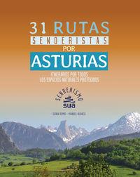 31 Rutas Senderistas Por Asturias - Sonia Romo / Manuel Blanco