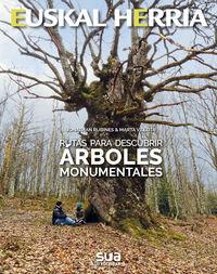 rutas para descubrir arboles monumentales - Jonathan Rubines / Marta Villota