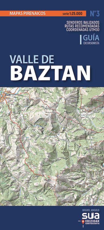 VALLE DE BAZTAN - CUADERNOS PIRENAICOS