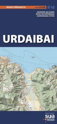 URDAIBAI - MAPAS PIRENAICOS