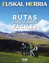 rutas circulares faciles - Txusma Perez Azaceta