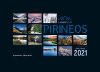 EGUTEGIA / CALENDARIO 2021 EL MUNDO DE LOS PIRINEOS