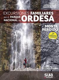 (3 ED) EXCURSIONES FAMILIARES POR EL PARQUE NACIONAL DE ORDESA Y MONTE PERDIDO