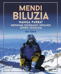 Mendi Biluzia - Nanga Parbat Mendian Egindako Neguko Lehen Igoaldia - Alex Txikon