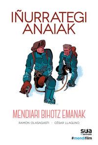 Iñurrategi Anaiak - Mendiari Bihotz Emanak - Ramon Olasagasti / Cesar Llaguno