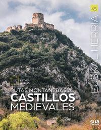 rutas montañeras a castillos medievales - Esther Merino