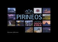 EGUTEGIA / CALENDARIO 2022 EL MUNDO DE LOS PIRINEOS