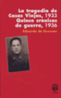 LA TRAGEDIA DE CASAS VIEJAS, 1933