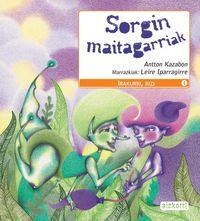 Sorgin Maitagarria - Antton  Kazabon  /  Leire   Iparragirre (il. )