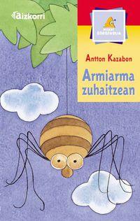 Armiarma Zuhaitzean - Antton Kazabon