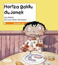 HORTZA GALDU DU JONEK
