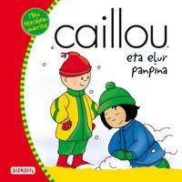 Caillou Eta Elur Panpina - Batzuk