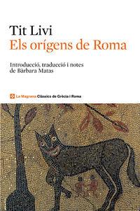 ORIGENS DE ROMA, ELS