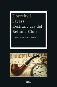 L'ESTRANY CAS DEL BELLONA CLUB