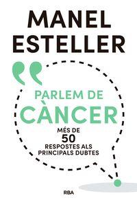 PARLEM DE CANCER