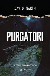 Purgatori (premi Crims De Tinta 2019) - David Marin