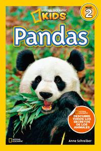 Pandas - Annee Schreiber
