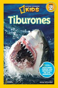 Tiburones - Annee Schreiber